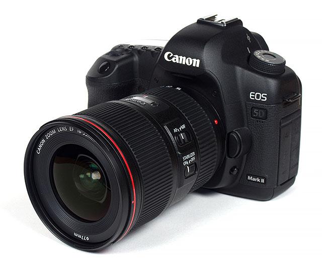 Купить Canon EF 17-4 mm f/4 L USM: цена объектива