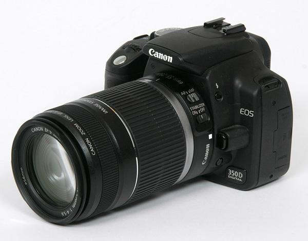 EF-S 55-250mm f/4-5.6 IS Kit