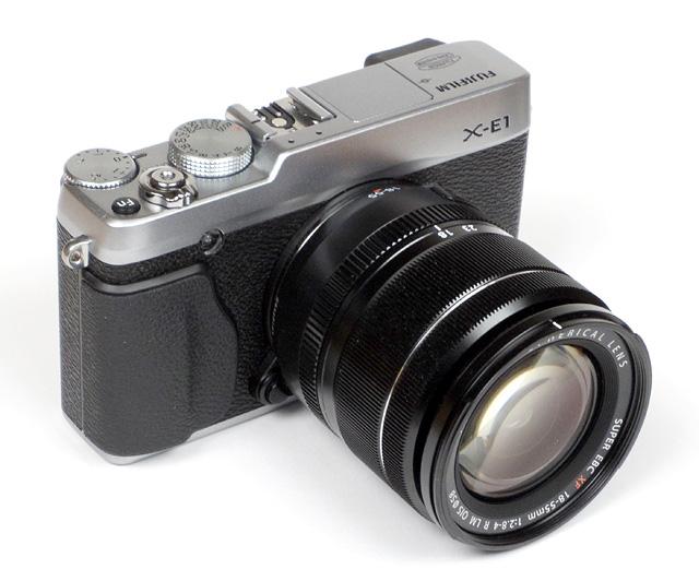 Fujinon XF 18-55mm f/2.8-4 R LM OIS (Fujifilm) - Review / Test Report