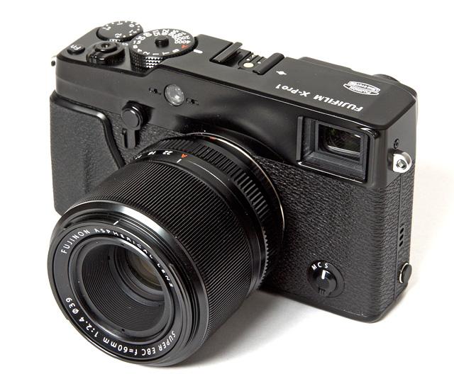 Fujinon XF 60mm f/2.4 R macro (Fujifilm) - Review / Test Report
