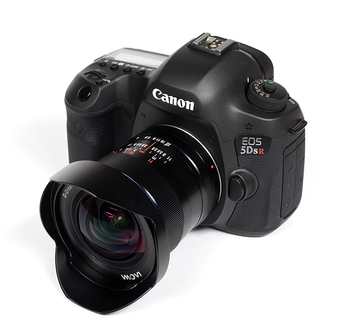 Laowa F Zero D Canon Eos Lab Test Review