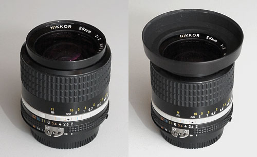 Nikkor Ai S 28mm F 2 Review Lab Test Report