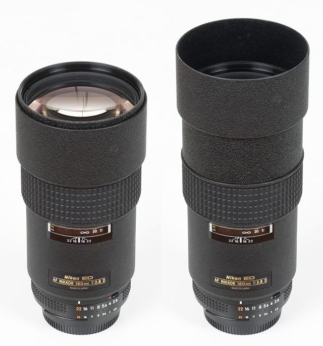 Nikkor Af 180mm F 2 8 D Ed Fx Review Test Report