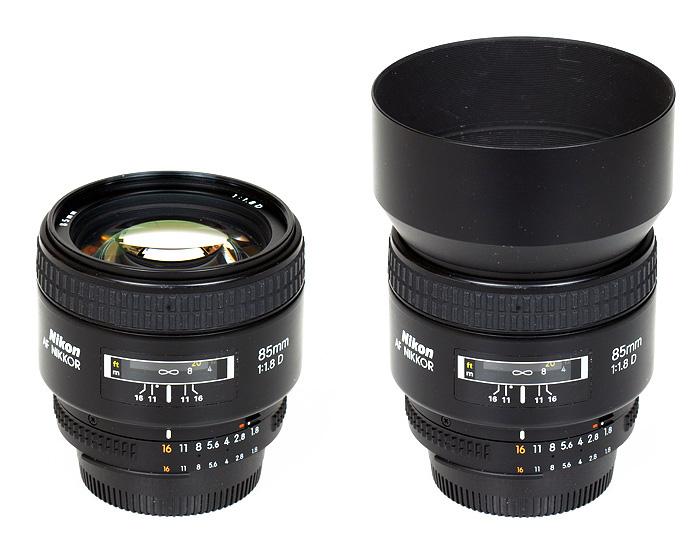 Image result for nikon af 85mm f/1.8d LENS