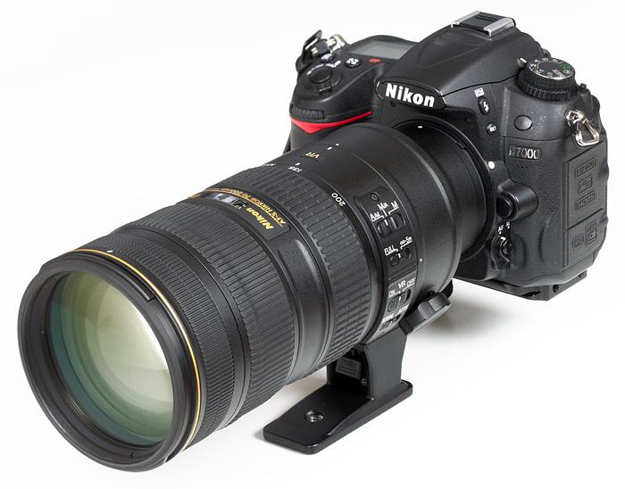 Nikkor AF-S 70-200mm f/2.8 G ED VR II (DX) - Review / Lab Test Report