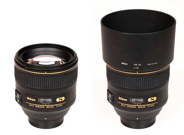 Image result for nikon af-s 85mm f/1.4g nano lens