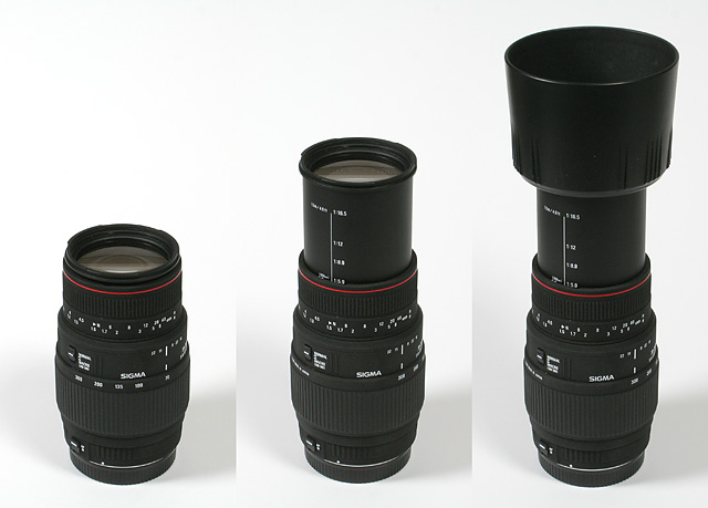 Review of Sigma AF 70-300mm Telephoto Macro Lens