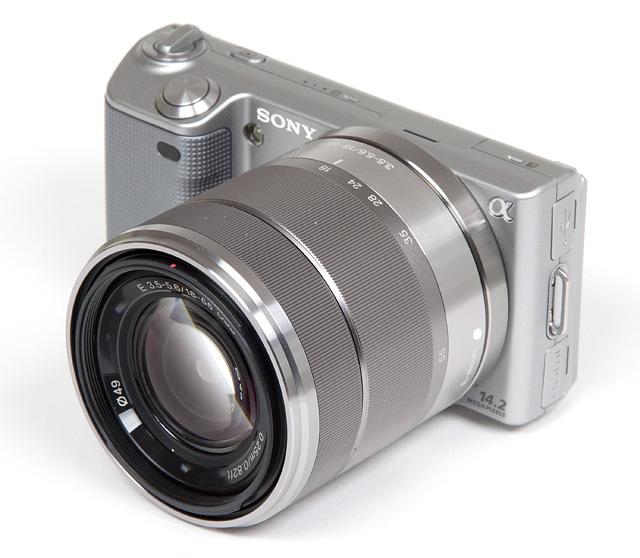 Тест объектива Sony E 18-55mm