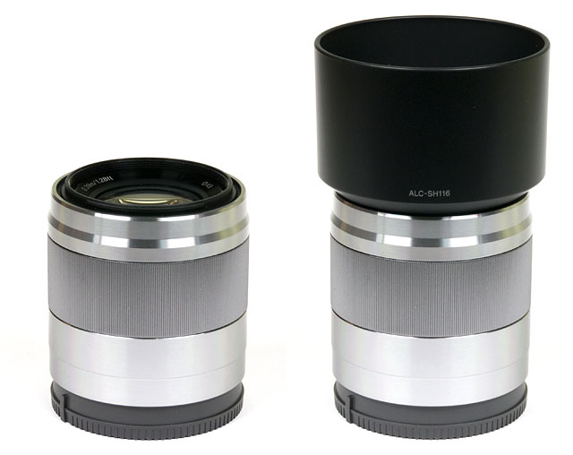 Image result for sony 50mm f/1.8 oss lens