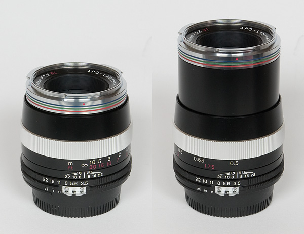 Reviews  voigtlander sl mm f apo lanthar nikon review test report
